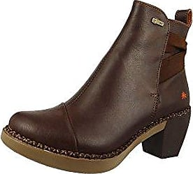 ART Leder Stiefelette Ankle Boot Sol Brown Braun 1161, Groesse:41 EU/7.5 UK/9.5 US