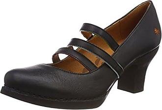 Art 0089 Memphis Bristol, Zapatos de Tacón con Punta Cerrada para Mujer, Marrón (Brown Champagne), 40 EU