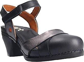 Art Kio Black, Schuhe, Flache Schuhe, Mary Janes, Schwarz, Female, 36