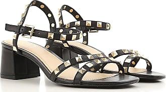 Zapatos de Mujer Baratos en Rebajas, Champán, Piel, 2017, 36 37 38 39 40 Ash