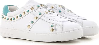 Sneakers for Women On Sale, Nude Pink, Stretch Fabric, 2017, 4.5 5.5 7.5 Ash