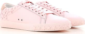 Sneakers for Women On Sale, White Snow, Leather, 2017, 3.5 4.5 5.5 7.5 Ash