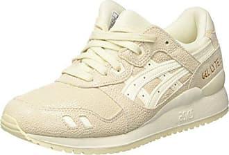 Asics Gel-Lyte V, Zapatillas Para Mujer, Beige (Cream/Black 0090), 40.5 EU