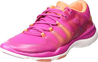 Asics Gel-Fit Sana 3, Zapatillas Deportivas para Interior para Mujer, Rosa (Diva Pink/White/Melon), 42.5 EU