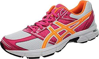 Asics GT-1000 2 T3R5N, Damen Laufschuhe, Pink (Pink/Weiß/Orange), 37