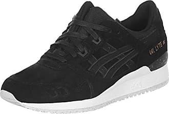 Unisex-Erwachsene Gel-Lyte III NS Sneakers, Schwarz (Black/Black), 39.5 EU Asics