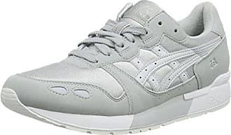 Asics Curreo II, Baskets Homme, Gris (Mid Grey/Black 9690), 43.5 EU