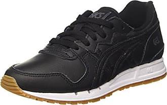 asics Gel-Movimentum Sneaker Damen, schwarz/gold/weiss, Größe: US 7,5 - 39