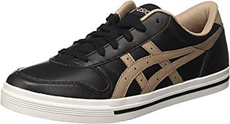 Asics Homme Aaron Sneakers, Multicolore (Black/Tandori Spice), 41.5 EU