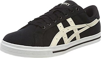 Mens Classic Tempo Gymnastics Shoes, Black (Blackbirch 9002), 6 UK Asics