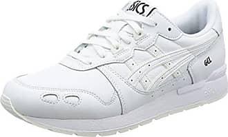 Asics Gel-Lyte, Chaussures de Running Homme, Blanc (White/White 0101), 37.5 EU