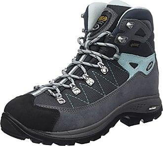 Keen Wanderer Mid WP, Stivali da Escursionismo Alti Donna, Marrone (Raven/Bright Chartreuse Raven/Bright Chartreuse), 38 EU