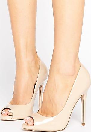 ASOS DESIGN - Praise Bridal - Chaussures peep toes à talons hauts