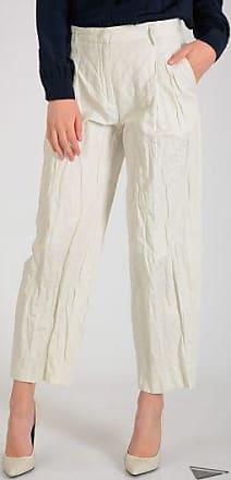 Metal Cotton Pants Spring/summer Aspesi