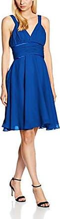 Astrapahl co8008ap, Vestido para Mujer, Azul (Blau), 34