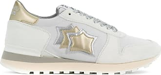 Sneakers for Women On Sale, White, suede, 2017, 2.5 3.5 4.5 5.5 7.5 Atlantic Stars