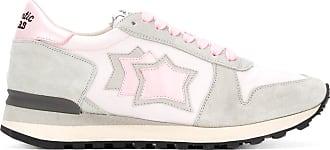 Atlantic Stars Shimmer Panelled Sneakers Cndg G91n