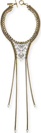 Auden Devon Brass Statement Necklace
