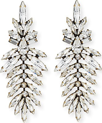 Auden Emerson Marquis Crystal Drop Earrings