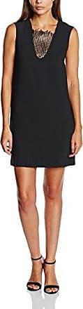 Axara Paris H15 191609-Vestido Mujer, Negro 36