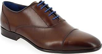 Azzaro Chaussures à lacets Azzaro pour Homme RAEL Camel