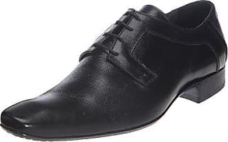 Nobody, Chaussures Lacées Hommes, Noir (Noir 02), 44 EUAzzaro