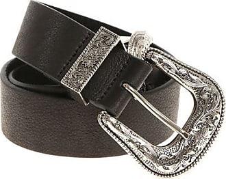 Black hammered belt B-Low The Belt