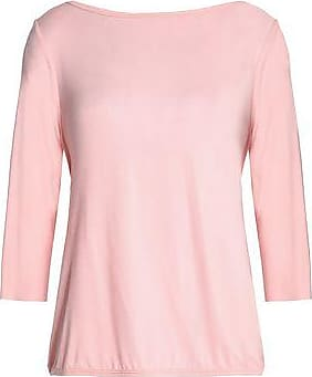 Bailey 44 Woman Draped Wrap-effect Stretch-jersey Top Baby Pink Size XS Bailey 44