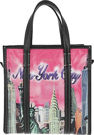 Bazar Chain Crossbody Bag New York Pink Tasche pink Balenciaga