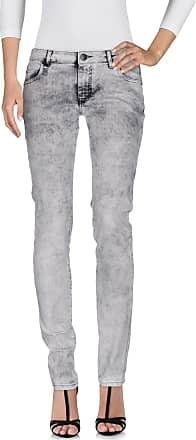 Cotton Blend embroidery Jeans 12 cm Fall/winter Balmain