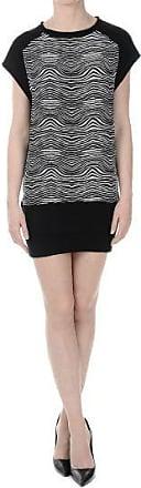 PIERRE BALMAIN Knit Sleeveless Dress with Silk Details Spring/summer Balmain