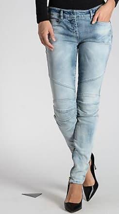 Stretch Denim Jeans 13 cm Herbst/Winter Balmain