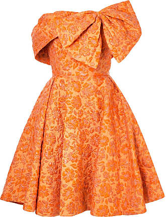 Better Days, Robe Femme, Orange (Burnt Peach), 36 (Taille Fabricant:Small)FINDERS