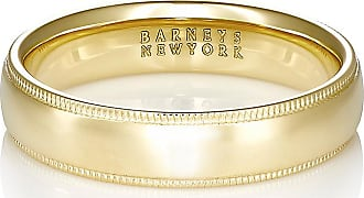 Barneys New York Mens Domed Band