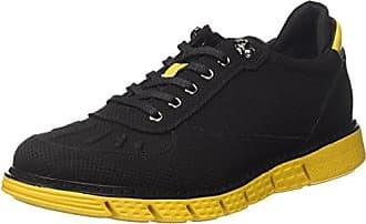 Bu3046, Chaussures à Lacets Homme - Noir - Noir, 41 EUBarracuda