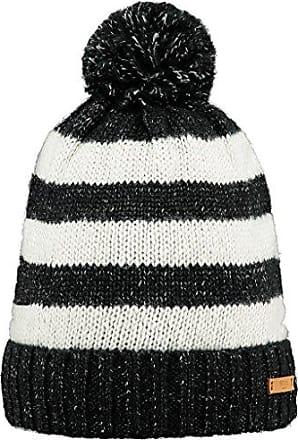 Womens Fine Gauge Cable Knit Beanie Hat - LXL - Grey Lands End