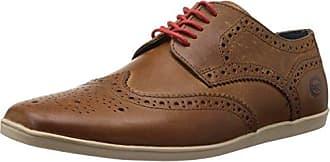 Base London Shore Pn01 - Zapatos de ante para hombre, color azul, talla 46