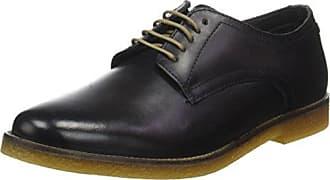 Turner, Zapatos de Cordones Derby para Hombre, Beige (Washed Tan), 45 EU Base London