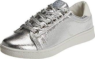 bass3d 041307, Sneaker Donna, Grigio (Grey Gris), 37 EU