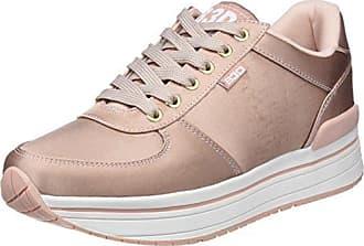 041381, Zapatillas para Mujer, Dorado (Bronce), 38 EU BASS3D