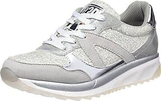 bass3d 41456, Zapatillas para Mujer, Blanco (Hielo), 39 EU