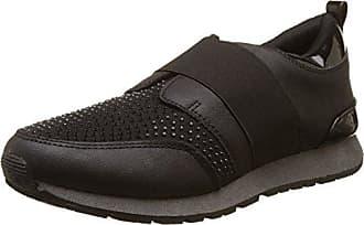 bass3d Damen 41350.0 Sneaker, Schwarz (Black), 40 EU