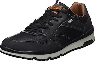 bass3d 040156, Zapatillas para Hombre, Negro (Black), 41 EU