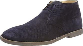 823420, Chukka Boots Homme, Bleu, 42 EUBata