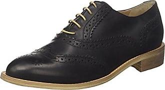 Bata 523482, Zapatos de Cordones Brogue para Mujer, Amarillo (Giallo 8), 35 EU