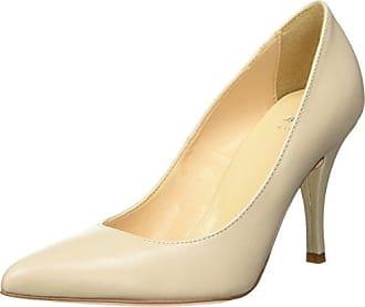 Bata 7242111 - Zapatos de Vestir de Piel para Mujer Gris Size: 38 Bata