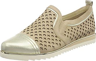 Be Natural 23610, Zapatillas para Mujer, Beige (Sand 355), 40.5 EU