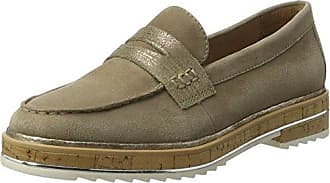 Be Natural Damen 24740 Slipper, Beige (Sand), 42 EU