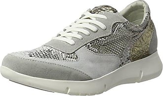 Be Natural 23640, Zapatillas Para Mujer, Gris (Grey Flower), 41 EU