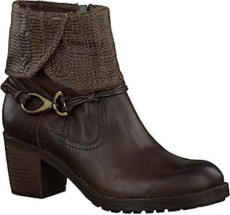 Womens 25309 Biker Boots Be Natural